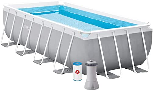 n°2 de la piscine tubulaire Intex