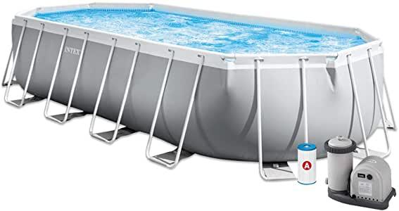 n°1 de la piscine tubulaire ovale